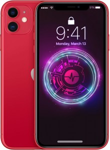 Apple iPhone 11 red красный